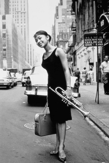 Юная Billie Holiday