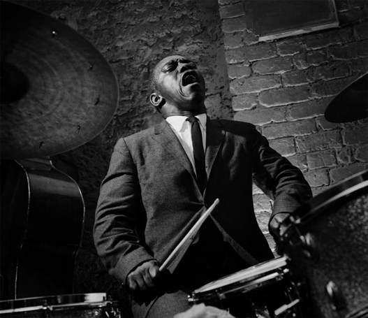 Арт Блэйки (Art Blakey), Клуб St. Germaine, Париж, 1958