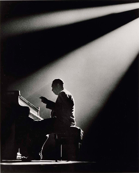 Дюк Эллингтон (Duke Ellington), Olympia Theater, Париж, 1958