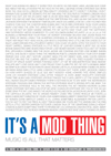 It's A MOD Thing