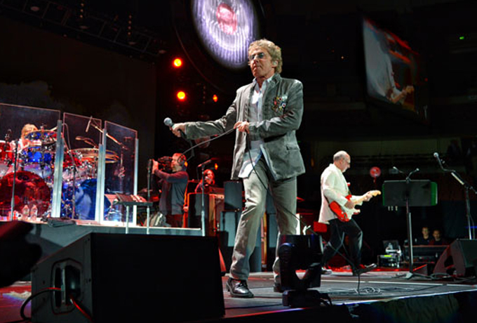 The Who tour 2013