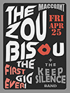 The Zou Bisou & The Keep Silence Band